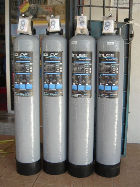 Frp Tank 1054 Lapis Stainless tsunami ipure 10 quot x 1 45m frp outdoor water filter my power tools
