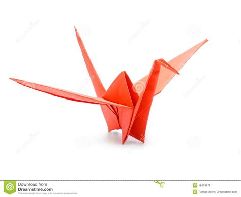 Origami Crane Pictures - origami crane royalty free stock images image 18934679