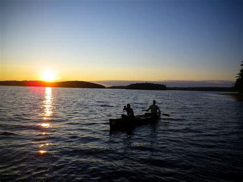 canoes nova scotia canoeing and island cing in kejimkujik national park