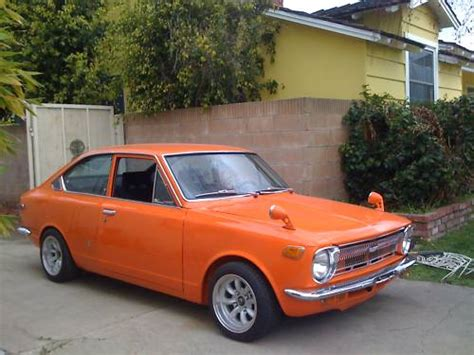 toyota corolla 1970s inaccurately named 1970 corolla sprinter still runs great