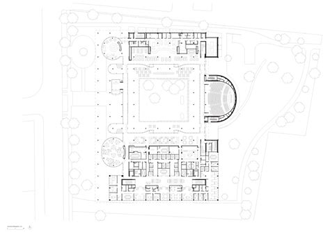 Yale Mba Focus Areas by Yale School Of Management By Foster Partners Metalocus