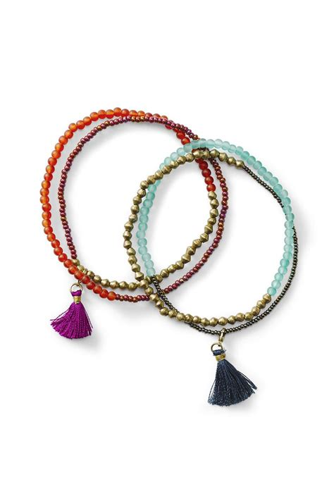fossil beaded bracelet 17 best images about made for s day gifting on