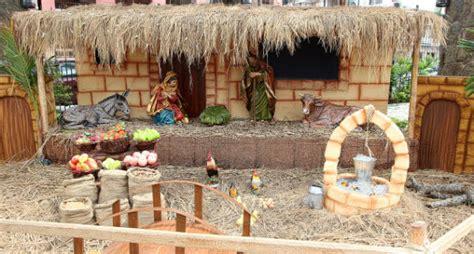 imagenes del nacimiento de jesus reciclado pesebres ecuatorianos intercultural vida y estilo el
