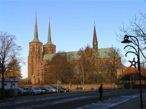 roskilde cathedral denmark europe panorama  world