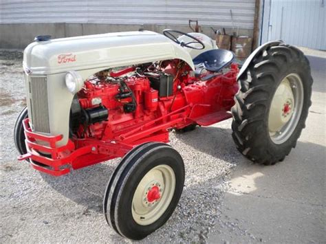 356 best images about ford tractor on