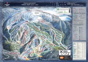 winter park colorado ski map winter park colorado ski country usa