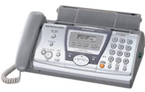 Panasonic Kx Fp 701 Plain Paper Mesin Fax panasonic kx fp145 plain paper fax copier user manual