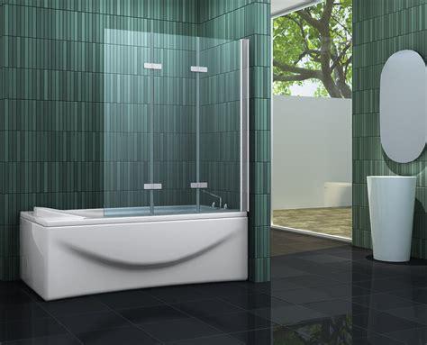wannen duschwand vario 130 x 140 badewannen faltwand duschwand