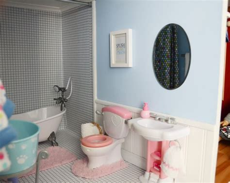 american girl bathroom american girl bathroom ag doll rooms pinterest