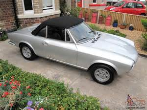 1973 Fiat Spider Convertible 1973 Fiat 124 Spider Convertible Restored And Stunning