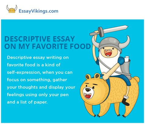 my favorite food essay 6 paragraph essay template affordable price