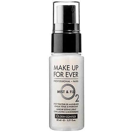 Makeup Forever Setting Spray 7 Products To Keep Your Makeup From Melting In The