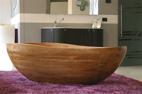 vasca in legno vasche d appoggio o free standing dimensionebagno