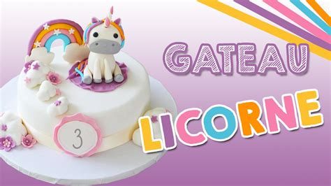 l emoji licorne bient 244 t sur nos smartphones g 194 teau licorne unicorn cake youtube