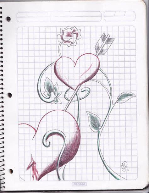imagenes de amor bonitas para poder dibujar sombreadas dibujos de amor a lapiz im 225 genes taringa