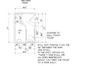 ada redesigning a s bathroom based on ada