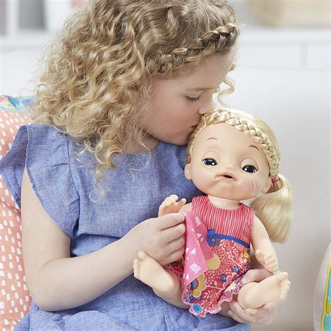 Baby Alive Baby baby alive sweet tears doll speaks or new