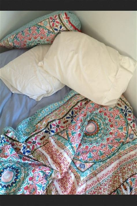 Moroccan Quilt Cover by Jewels Blanket Quilt Duvet Boho Bohemian Bedding