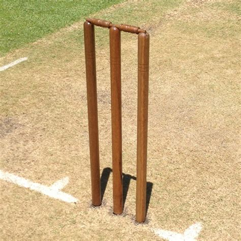 Corbels Wood Australian Made Cricket Stumps Wooden Cricket Stumps Sc100