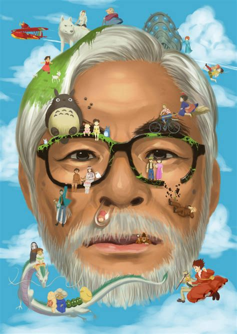 film d animation ghibli miyazaki un fan de plus nemilimbus s world