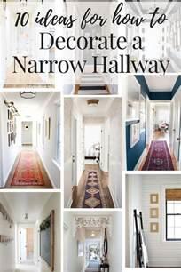 inspiration  ideas    decorate  narrow