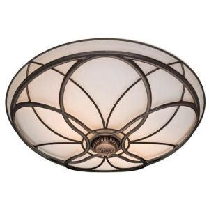 decorative bathroom fans with lights orleans decorative 70 cfm ceiling exhaust bath fan with