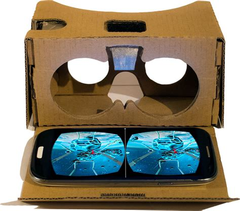 Vr Cardboard minos starfighter vr as the best for cardboard