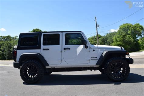 white jeep suv 2016 jeep wrangler suv for sale 1472 dyler