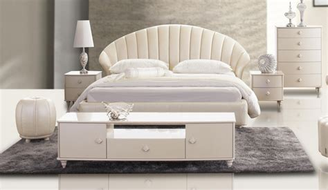 modern leather beds tinger modern leather bed