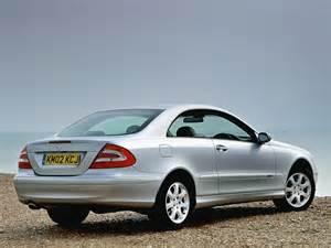 Mercedes Clk 240 Mercedes Clk 240 Uk Spec C209 2002 05