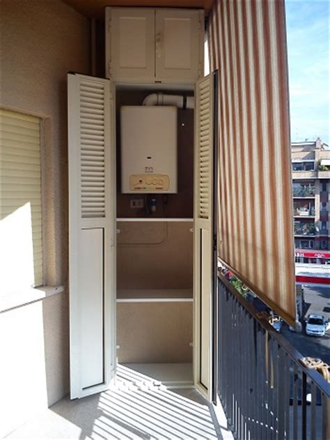 armadio caldaia esterna 187 armadio copricaldaia da esterno