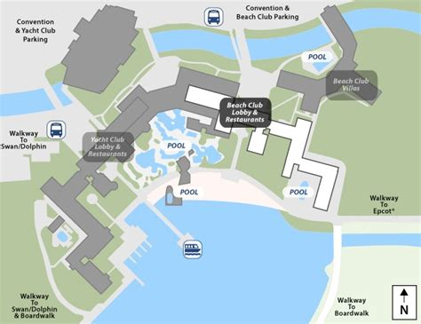 Disney World Floor Plans - disney world club floor plan