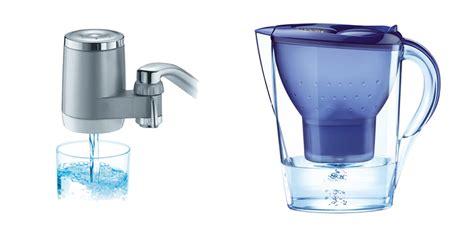 carafe filtrante et filtre sur robinet uae