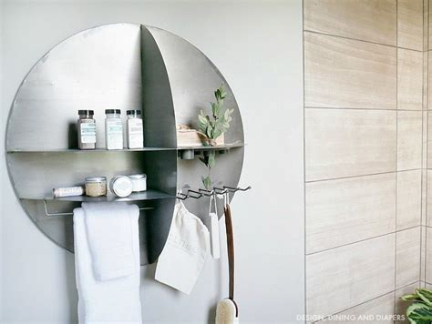 Industrial Modern Bathroom Decor My Home Tour Whiteaker
