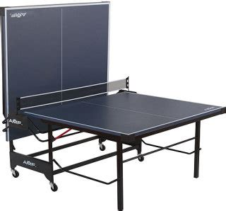 amf ping pong table sportcraft amf pro air piston half the spin