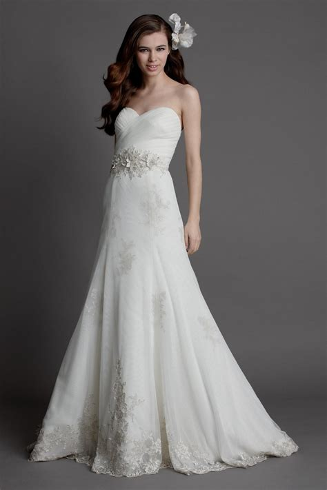 6 Gorgeous Strapless Wedding Gowns by Beautiful Strapless Wedding Dresses Lace Naf Dresses