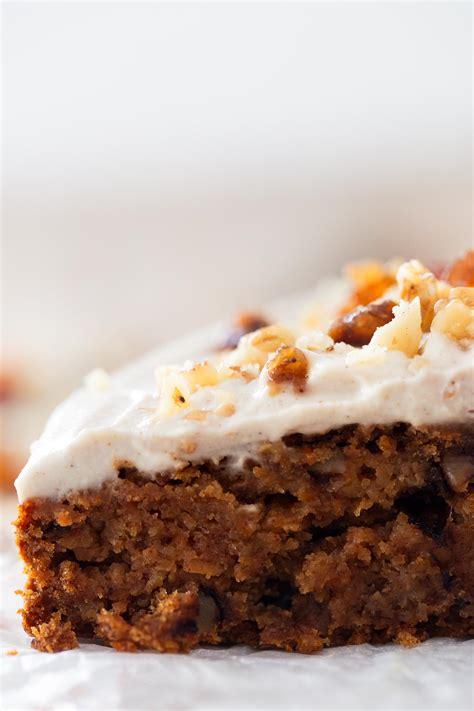 Vegan Carrot Cake vegan carrot cake gluten free simple vegan