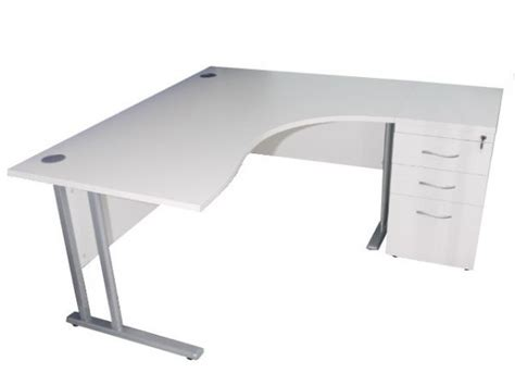 executive white office desk curved corner office desk