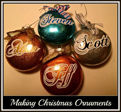 50 homemade christmas ornaments the ultimate gallery of