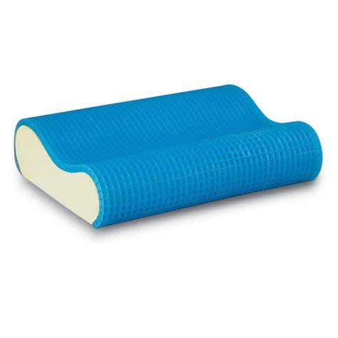 Novaform Gel Pillow novaform gel contour pillow 93022 bedding accessories