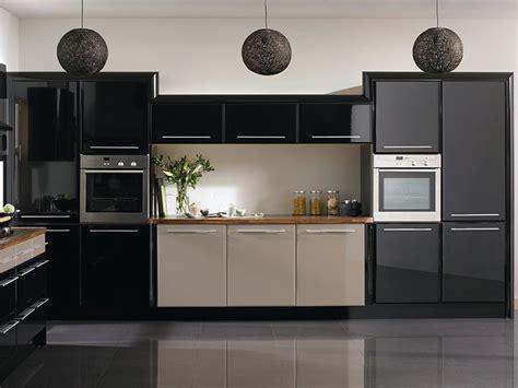 Dirty Kitchen Design by Denizhome Black Dirty White Kitchen Design