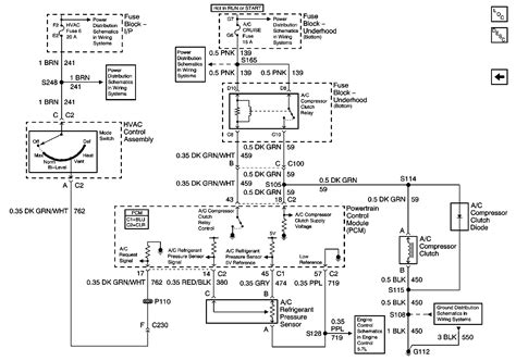 hvac system wiring diagram ls1tech