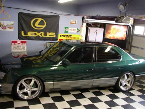 lexus ls400 lowered 95 ucf20 ls400 lowering spring club lexus forums