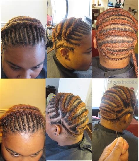 crochet hairstyles patterns braid pattern for crochet braids tnc locs pinterest