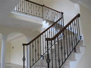 Interior Balusters Colonial Iron Works Iron Interior Handrails