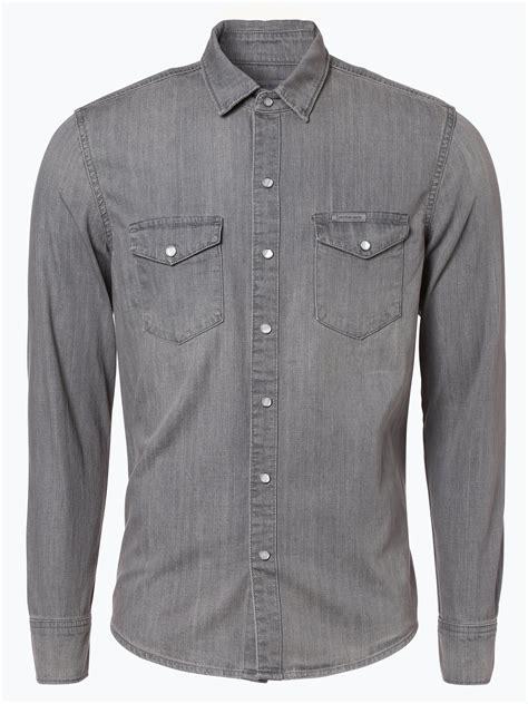calvin klein jeans herren hemd  kaufen peek und