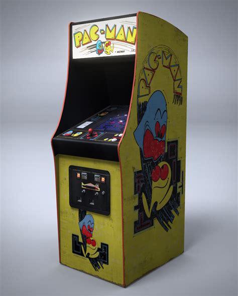 pac man arcade pac man arcade machine by nocomplys on deviantart