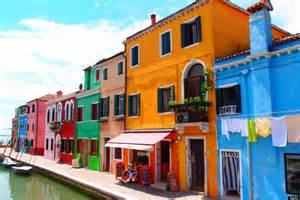 Burano italy is the cheeriest little island and it will lift your