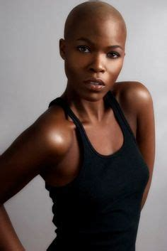 beautiful black bald women with leak 1000 images about bald beautiful women on pinterest