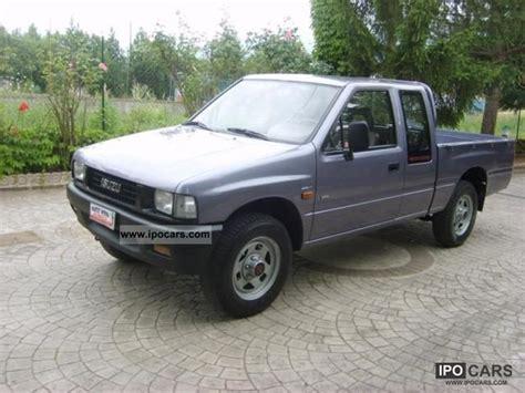 mitsubishi pickup 1990 1990 nissan isuzu 4x4 pick up campo 2 2 td posti ottimo